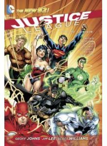 Justice League - Origin vol 1