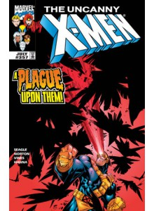 Комикс 1998-07 Uncanny X-Men 357