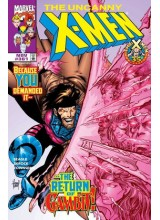 Комикс 1998-11 Uncanny X-Men 361