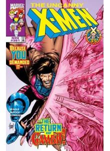 Comics 1998-11 Uncanny X-Men 361