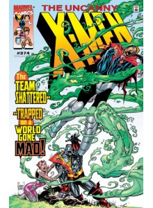 Комикс 1999-11 Uncanny X-Men 374