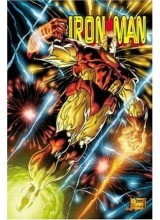 Iron Man - Mask in The Iron Man