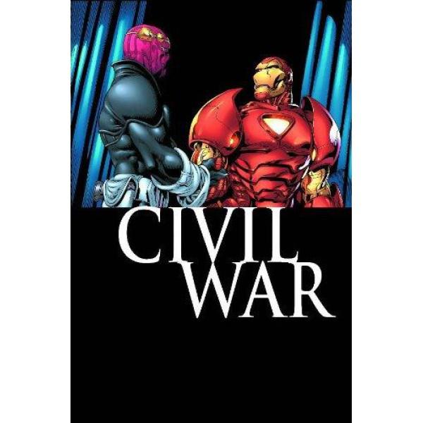 Thunderbolts - Civil War 1