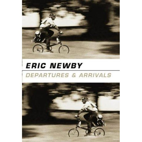 Eric Newby | Departures and Arrivals - Harper Collins 1