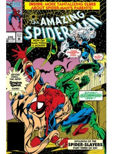 Comics 1992-12 The Amazing Spider-Man 370