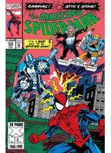 Комикс 1993-04 The Amazing Spider-Man 376