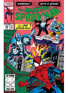 Comics 1993-04 The Amazing Spider-Man 376