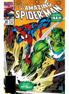 Comics 1993-09 The Amazing Spider-Man 381
