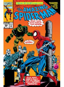 Comics 1993-12 The Amazing Spider-Man 384
