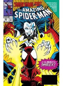 Comics 1994-07 The Amazing Spider-Man 391