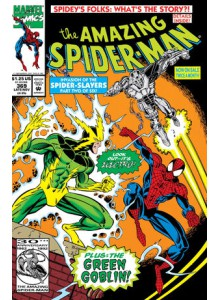 Comics 1992-11 The Amazing Spider-Man 369