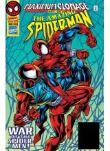 Комикс 1995-08 The Amazing Spider-Man 404