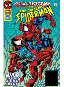 Comics 1995-08 The Amazing Spider-Man 404
