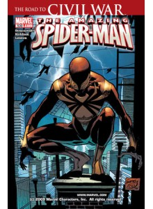 Comics 2006-05 The Amazing Spider-Man 530