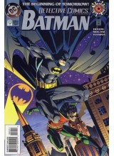 Комикс 1994-10 Batman Detective Comics 0
