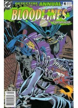 Комикс 1993 Batman Detective Comics 6 Annual