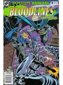 Комикс 1993 Batman Detective Comics 6 Annual