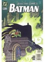 Комикс 1995-10 Batman Detective Comics 690