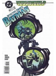 Комикс 1995-12 Batman Detective Comics 692