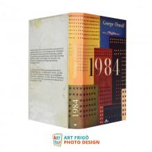 "Лампа-Книга ""1984"" на Джордж Оруел"