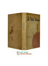 """Лампа-Книга """"Малкият принц"""" на Антоан дьо Сент Екзюпери"""