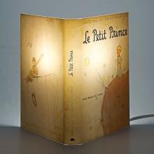 Настолна Лампа-Книга Малкият Принц