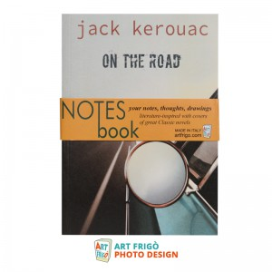 Notebook - Jack Rerouak - On The Road