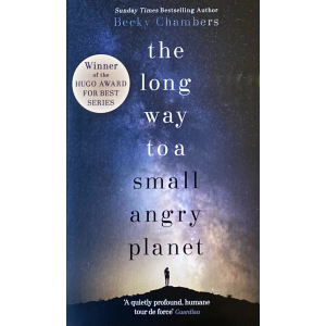 """Becky Chambers 