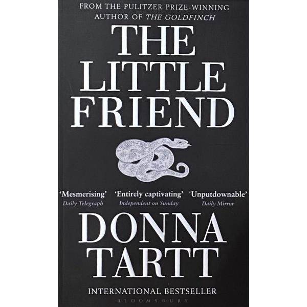 """Дона Тарт   """"Малкият приятел"""" 1"""