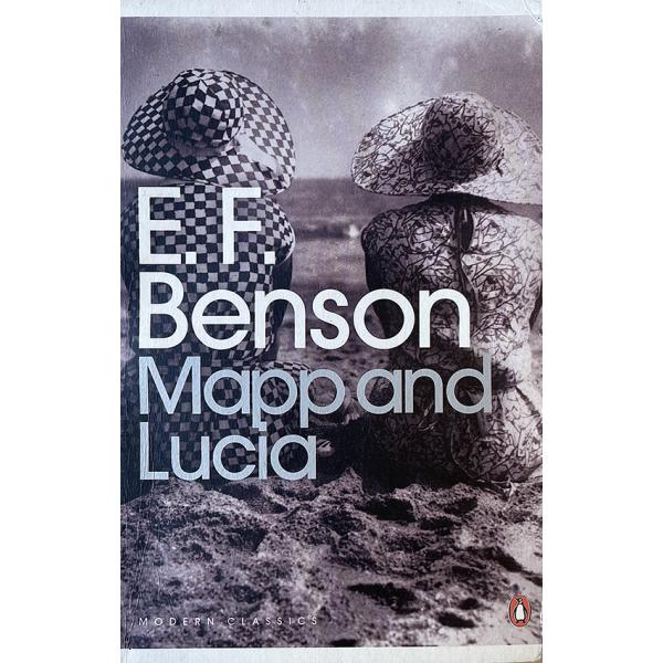 E.F. Benson | Mapp and Lucia 1