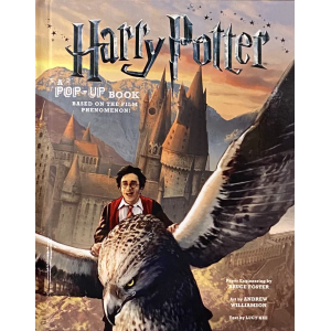 Harry Potter | A pop-up book VAT книга