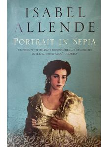 Исабел Алиенде | Портрет в сепия
