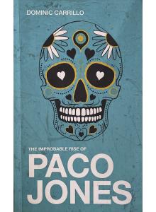 Книга с автограф Доминик Карильо | The Improbable Rise of Paco Jones
