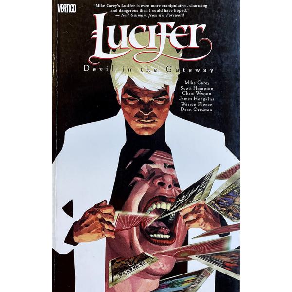 Lucifer | Devil in the Gateway - Графична новела 1