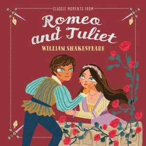BOOKIH11 Giftbook William Shakespeare - Classic Moments Romeo and Juliet