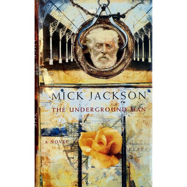 Mick Jackson,Тунели ,Лабиринт ,Загадка ,Духове