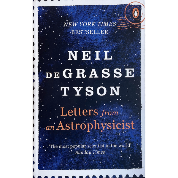 Нийл Деграс Тайсън | Lettres from an Astrophysicist 1