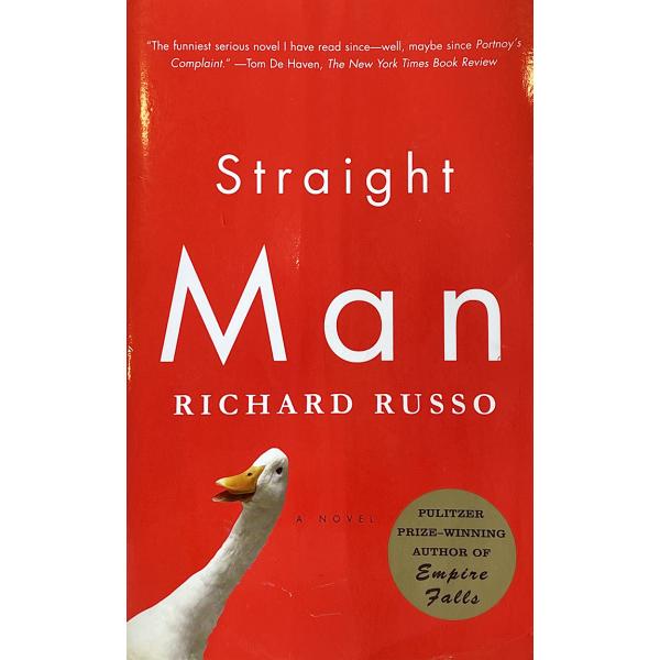 Ричард Русо | Straight Man 1