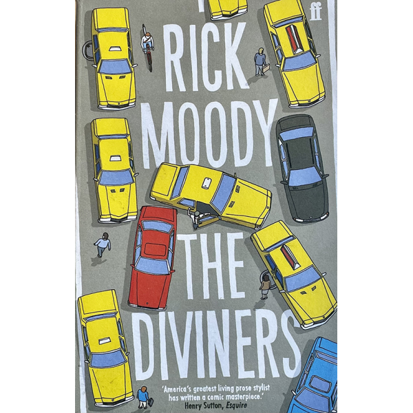 Rick Moody | The Diviners 1