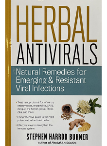 Stephen Harrod Buhner | Herbal Antivirals