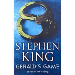 """Стивън Кинг   """"Играта на Джералд"""""""
