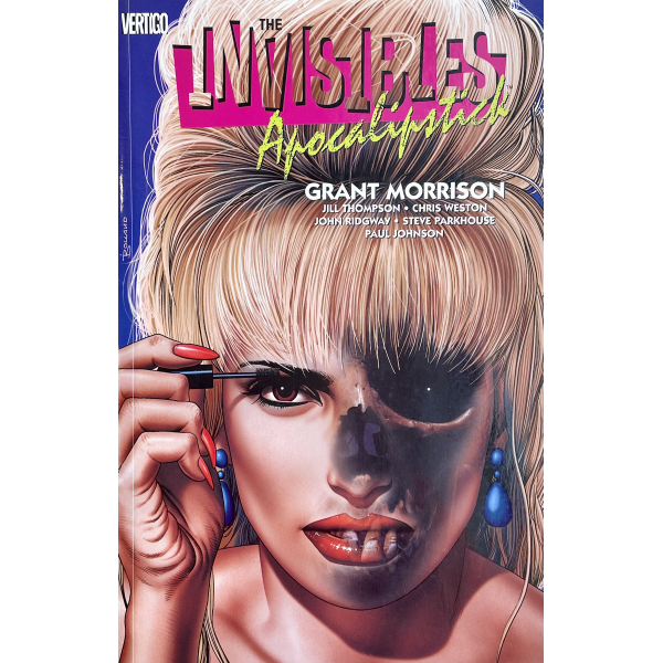 The Invisibles Vol. 2: Apocalipstick 1