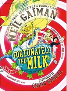 За щастие, млякото | Нийл Гейман