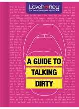 18+ A guide to talking dirty