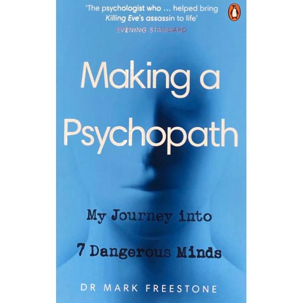 """Д-р Марк Фрийстоун   """"Making a Psychopath"""" 1"""