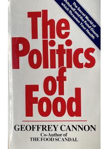 Джефри Кенън | Хранителната политика