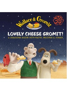 BOOKAA01 Giftbook Wallace and Gromit - Lovely Cheese Gromit