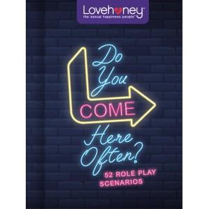 BOOKLHY05 Giftbook Lovehoney - Do You Come Here Often РєРЅРёРіР°