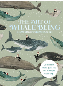 BOOKIH29 K Quinn Giftbook112pp - The Art of Whale Being