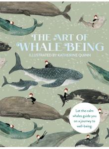 """Малка книжка - """"Изкуството да си кит"""""""
